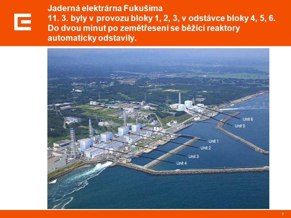 Oblast postižená zemětřesením a tsunami