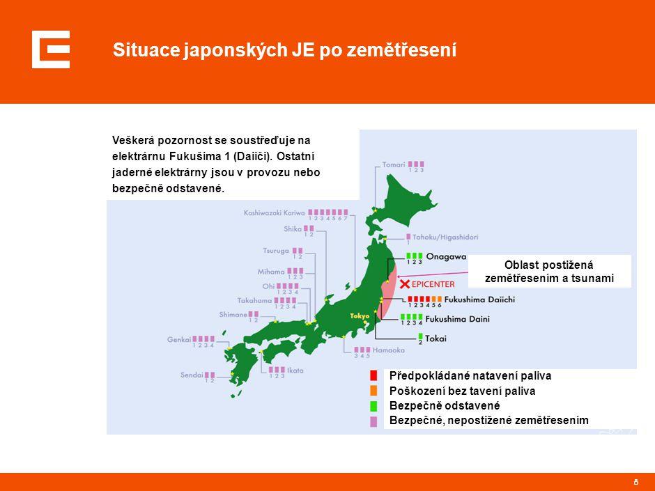 Tsunami 11. 3. 2011, 15:41 JST (6:41 UTC) ve Fukušima-Daiiči