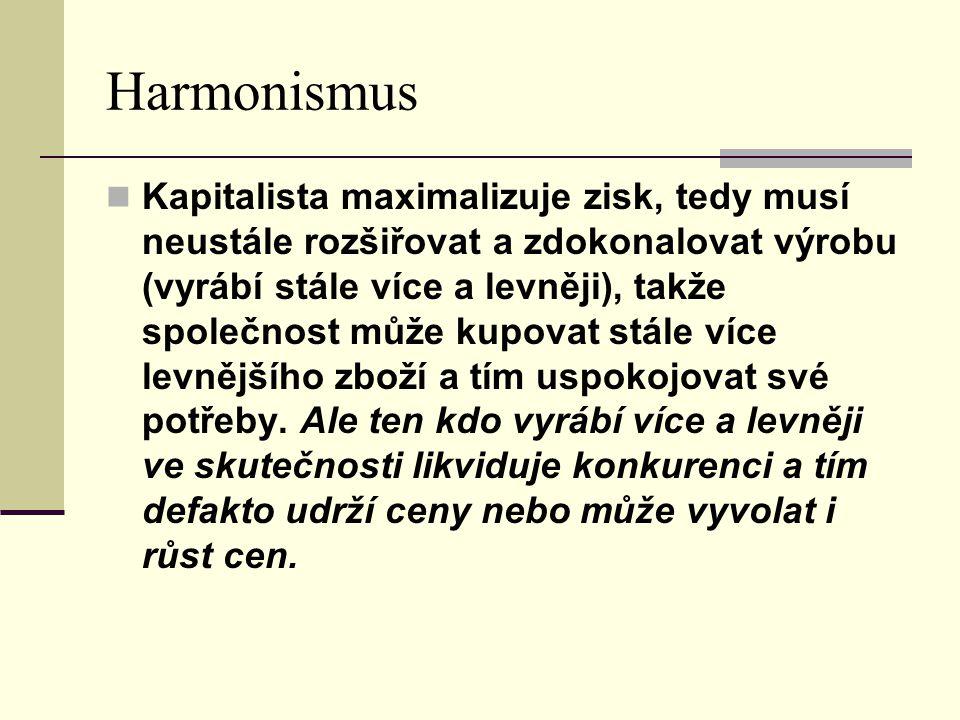 Harmonismus