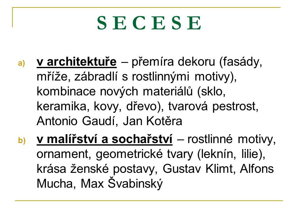S E C E S E
