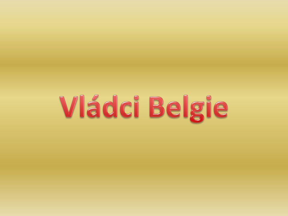 Vládci Belgie