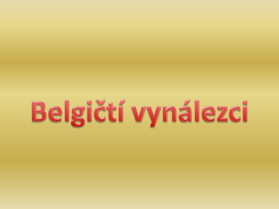 Belgičtí vynálezci