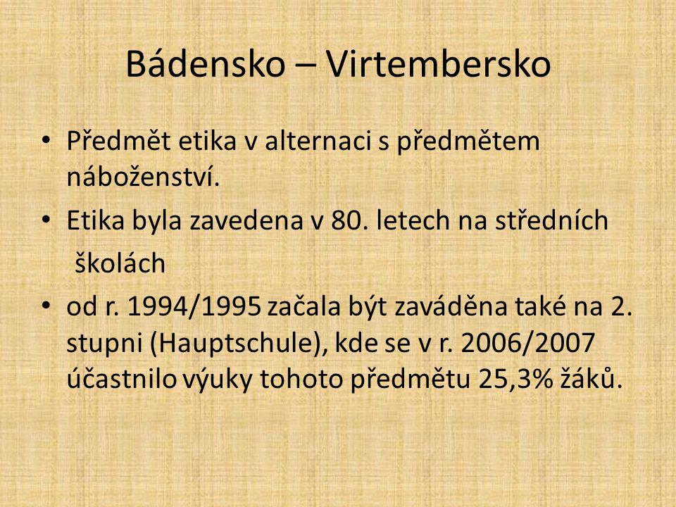 Bádensko – Virtembersko