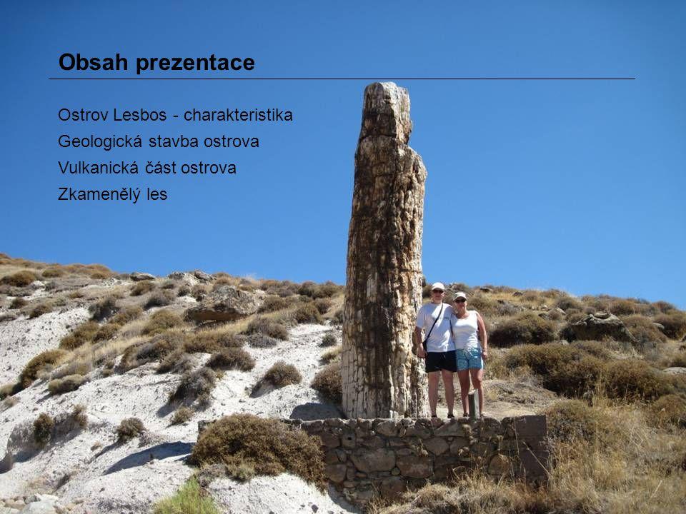 Obsah prezentace Ostrov Lesbos - charakteristika