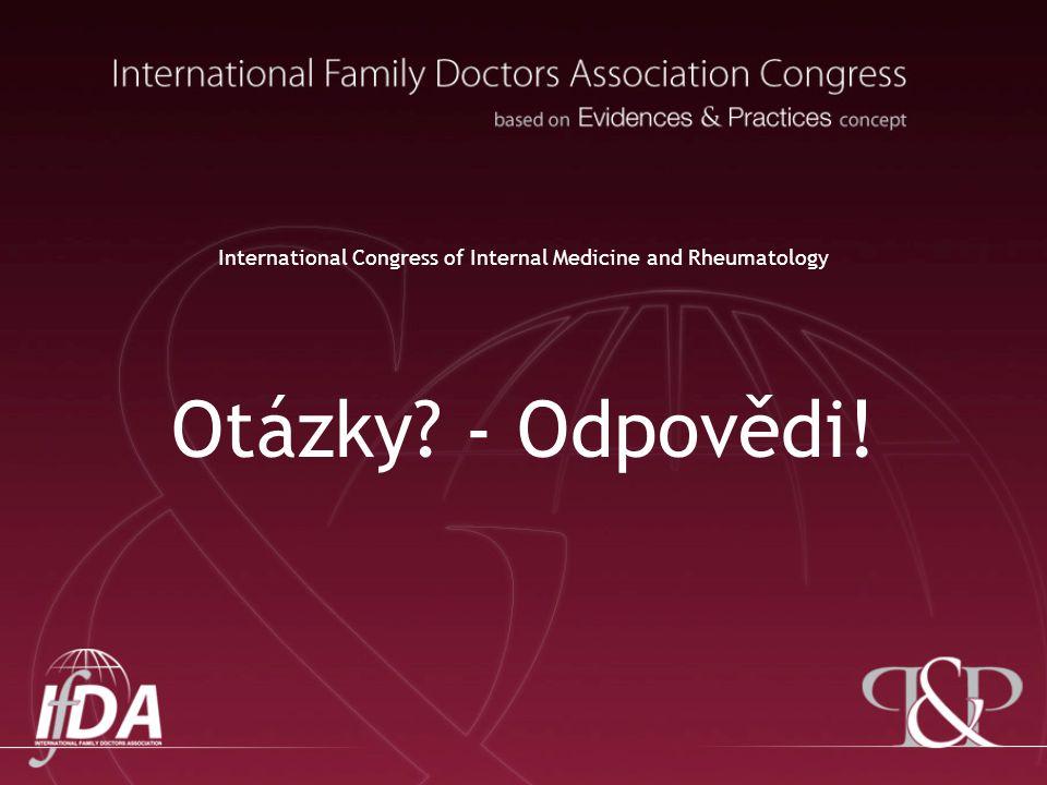 International Congress of Internal Medicine and Rheumatology