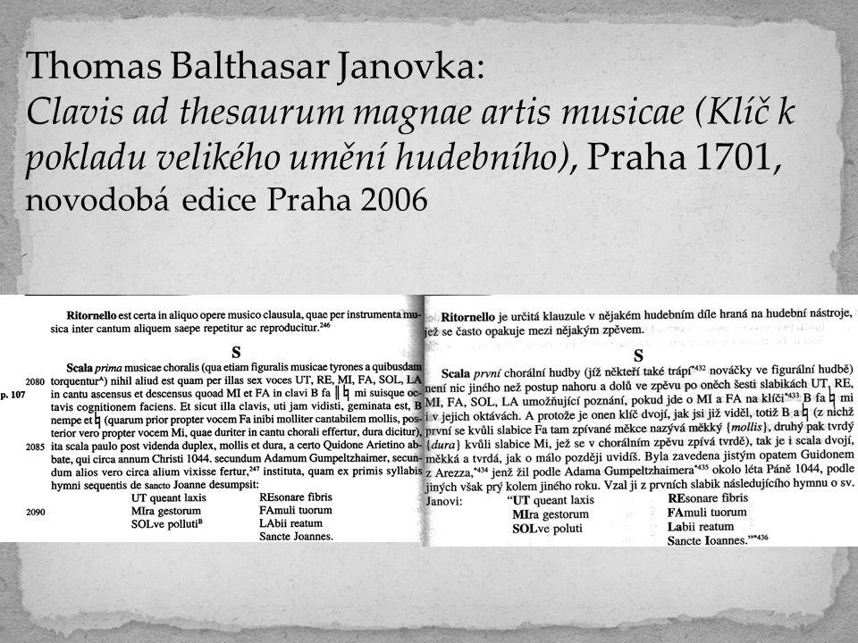 Thomas Balthasar Janovka:
