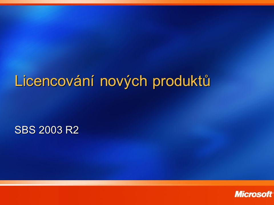 Licencování nových produktů
