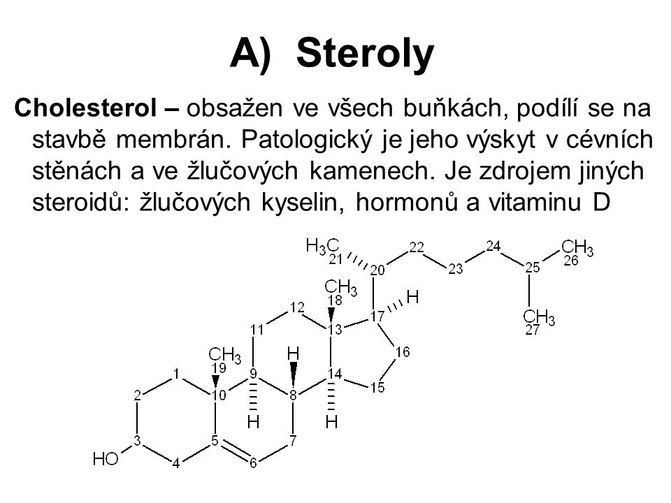 A) Steroly