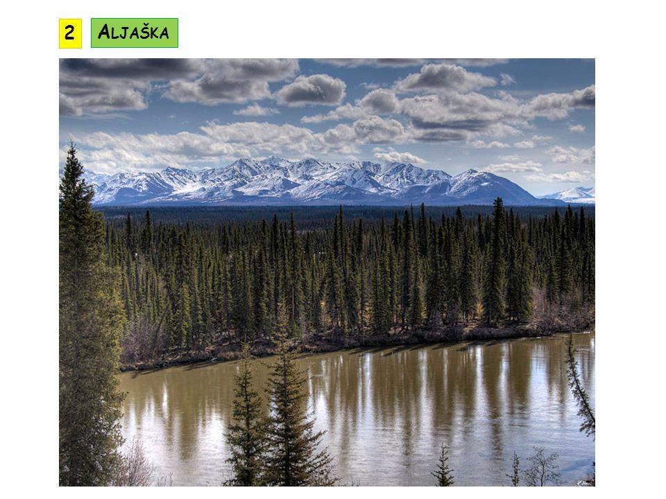 2 Aljaška