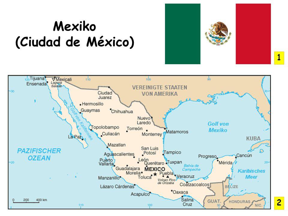 Mexiko (Ciudad de México)