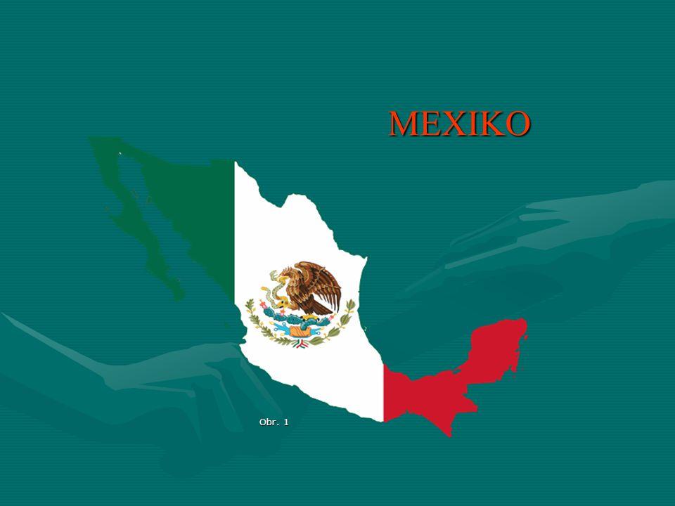 MEXIKO Obr. 1