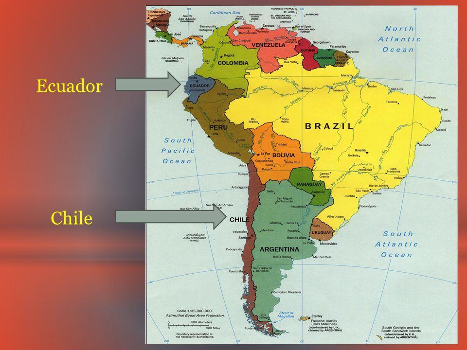 Ecuador Chile