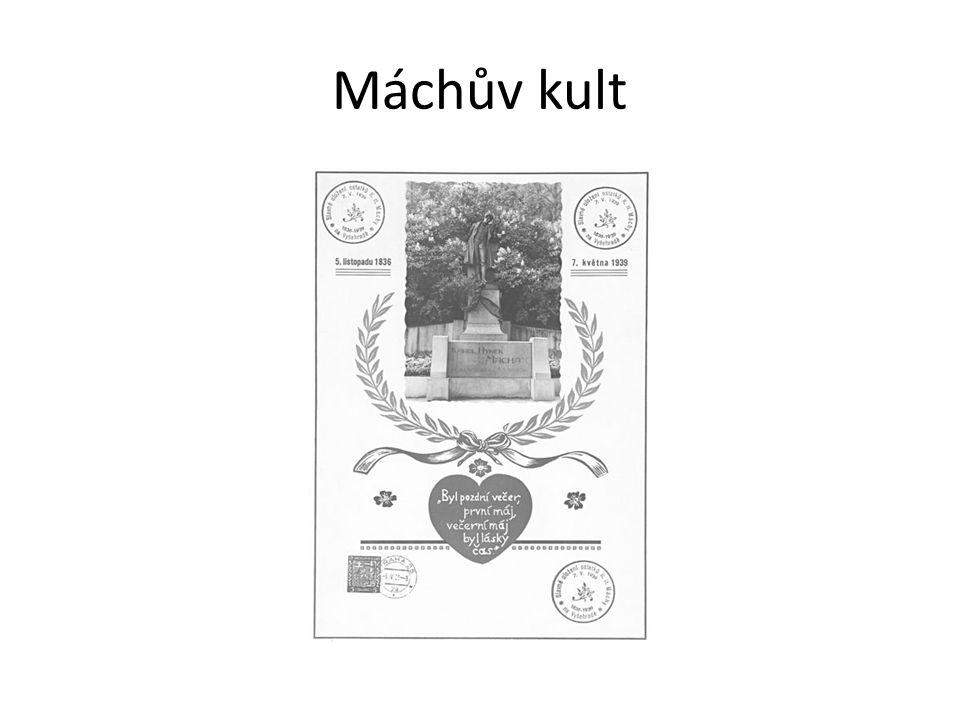 Máchův kult