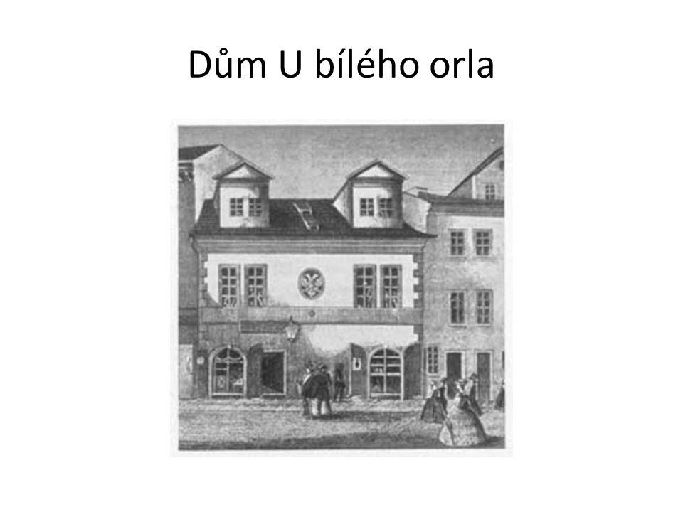 Dům U bílého orla