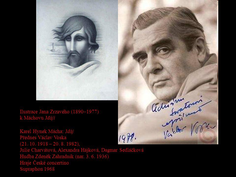 Ilustrace Jana Zrzavého (1890–1977)