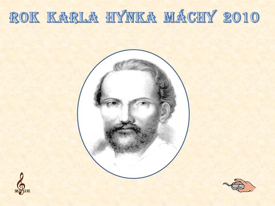 Rok Karla Hynka Máchy 2010