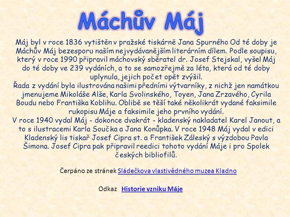 Máchův Máj