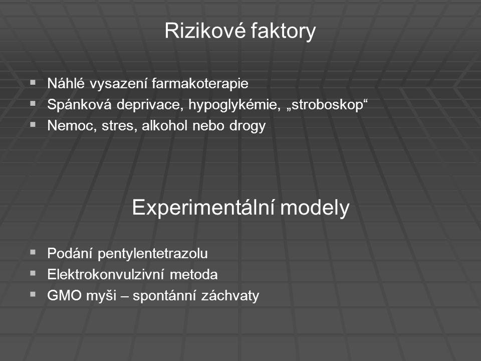 Experimentální modely