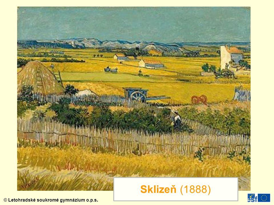 Sklizeň (1888)