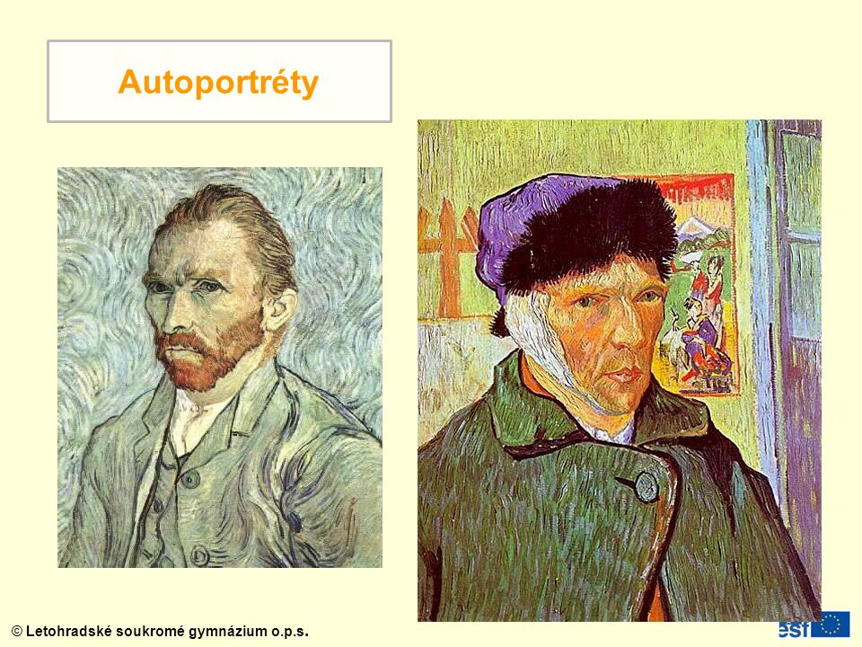 Autoportréty