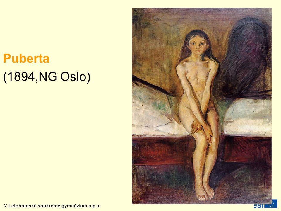 Puberta (1894,NG Oslo)