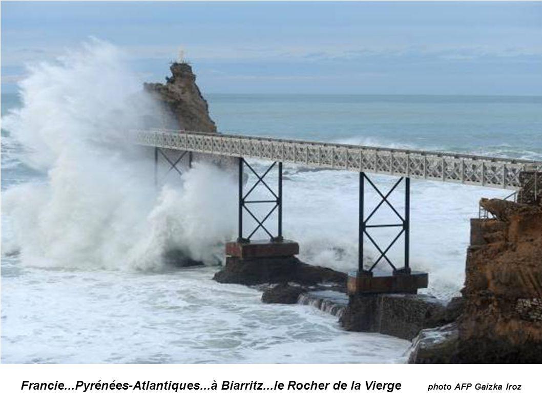 Francie. Pyrénées-Atlantiques. à Biarritz