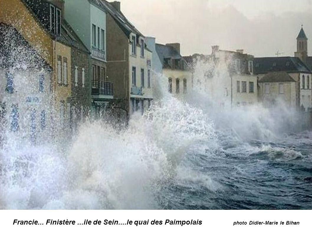 Francie. Finistère. ile de Sein