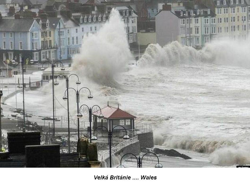 Velká Británie .... Wales