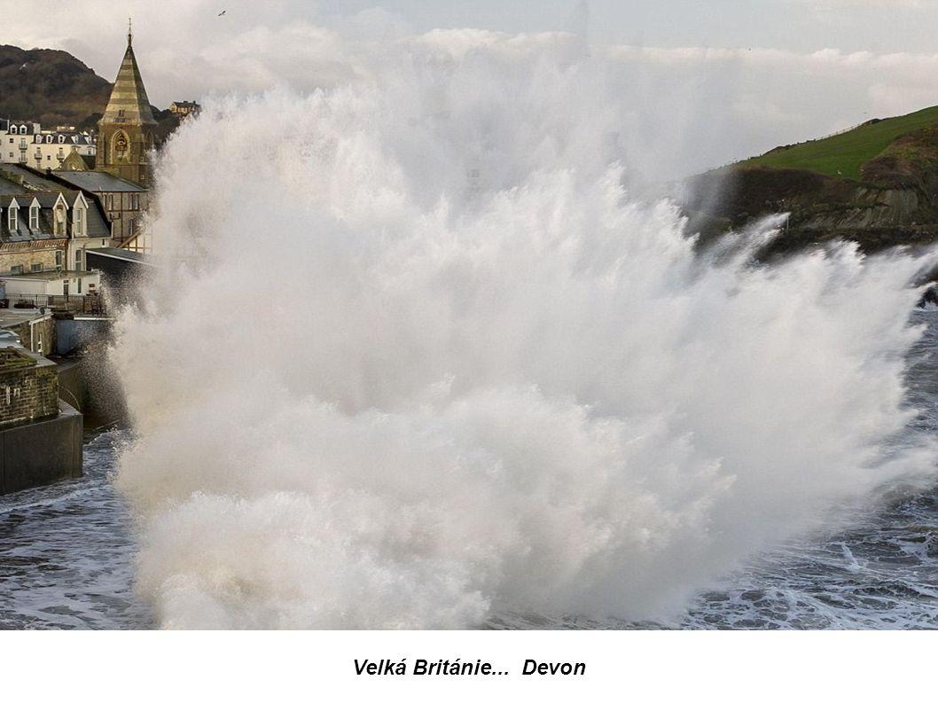 Velká Británie... Devon