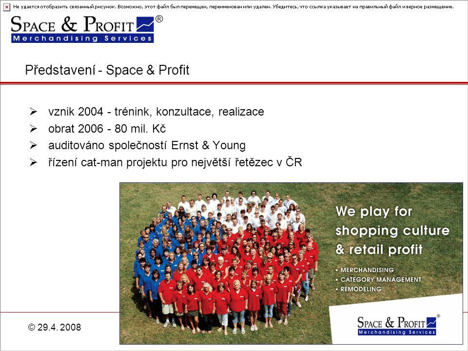 Představení - Space & Profit
