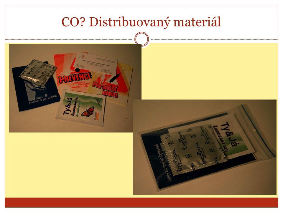 CO Distribuovaný materiál