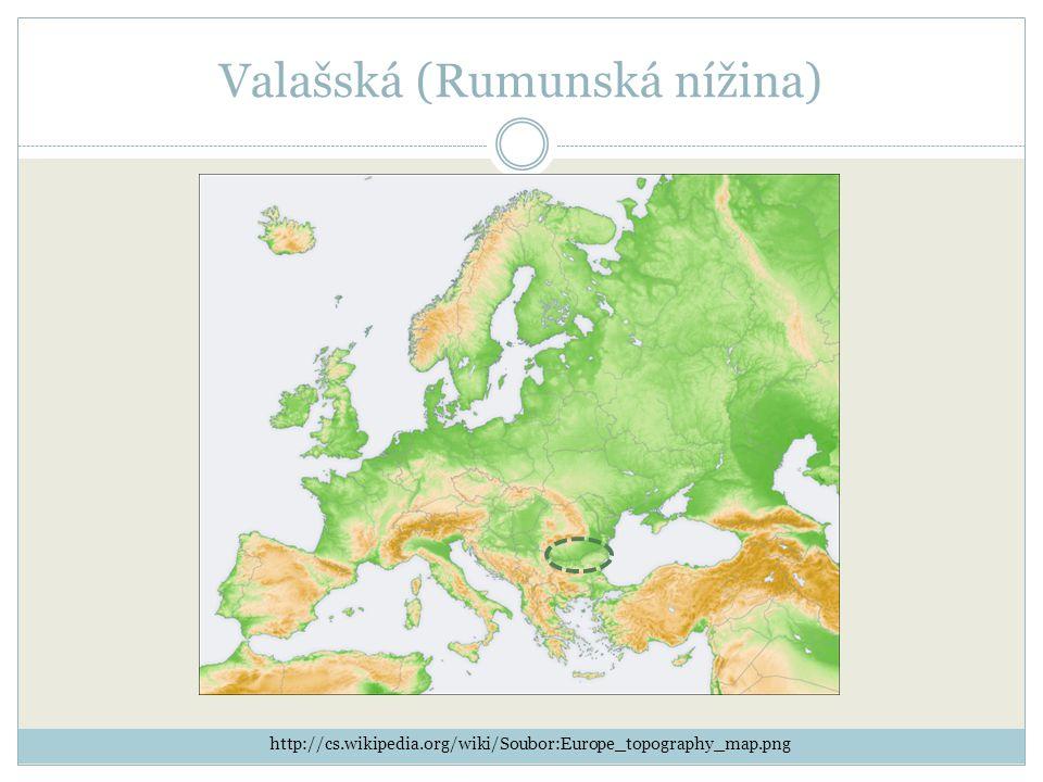 Valašská (Rumunská nížina)
