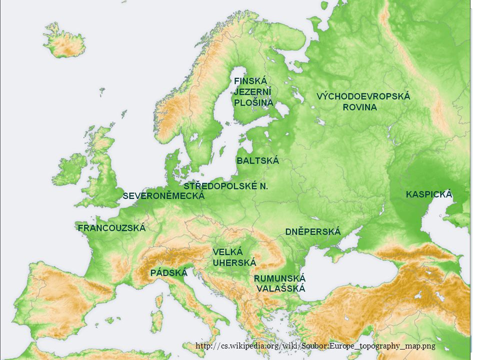 http://cs.wikipedia.org/wiki/Soubor:Europe_topography_map.png