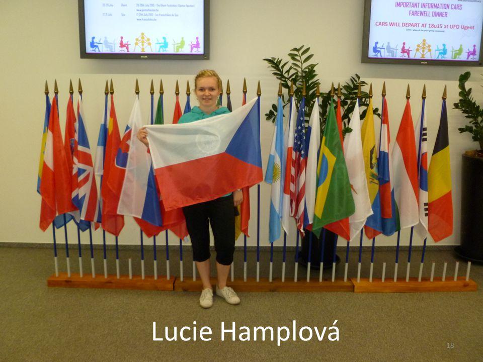 Lucie Hamplová