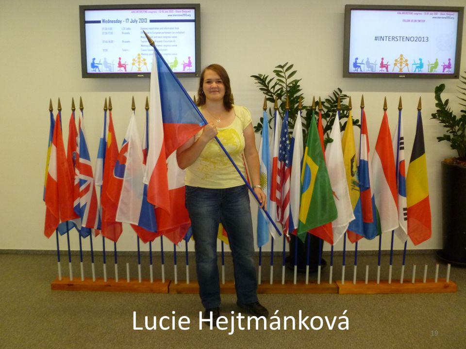 Lucie Hejtmánková