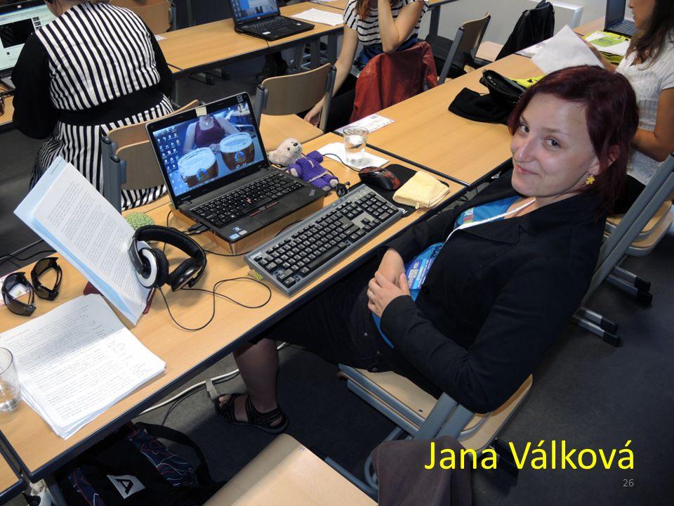 Jana Válková