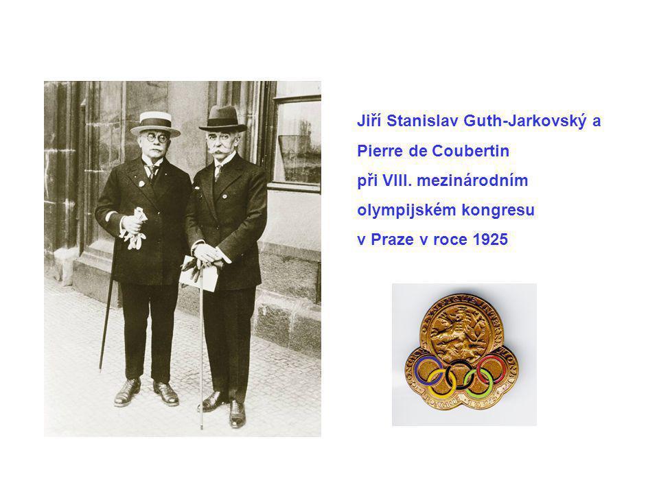 Jiří Stanislav Guth-Jarkovský a