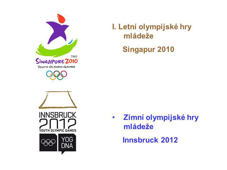 I. Letní olympijské hry mládeže