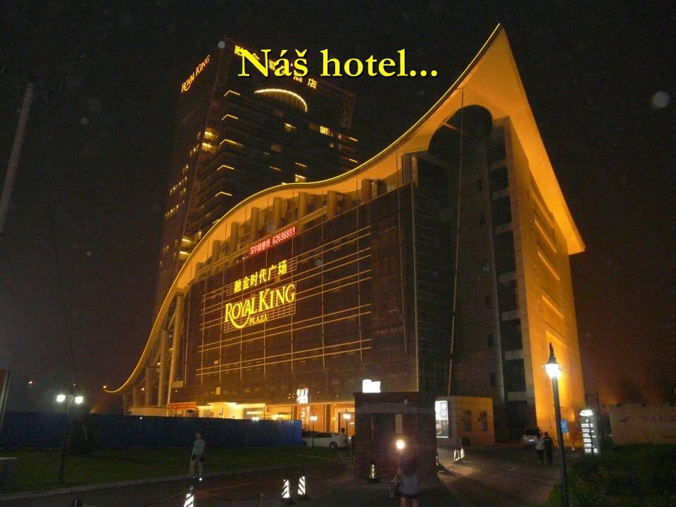 Náš hotel...