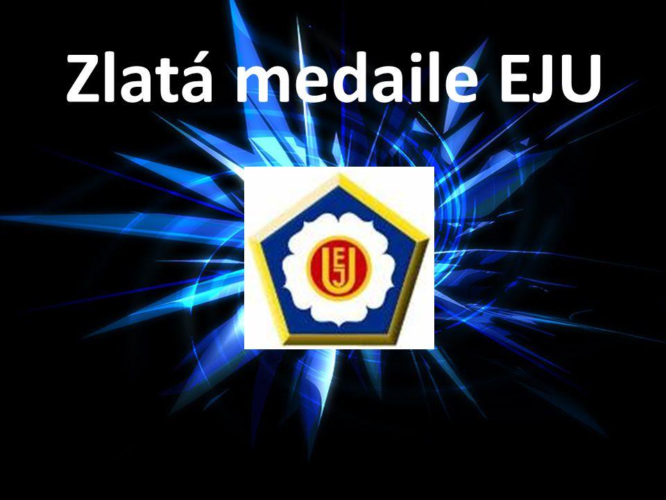 Zlatá medaile EJU
