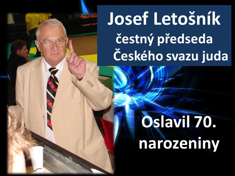 čestný předseda Českého svazu juda
