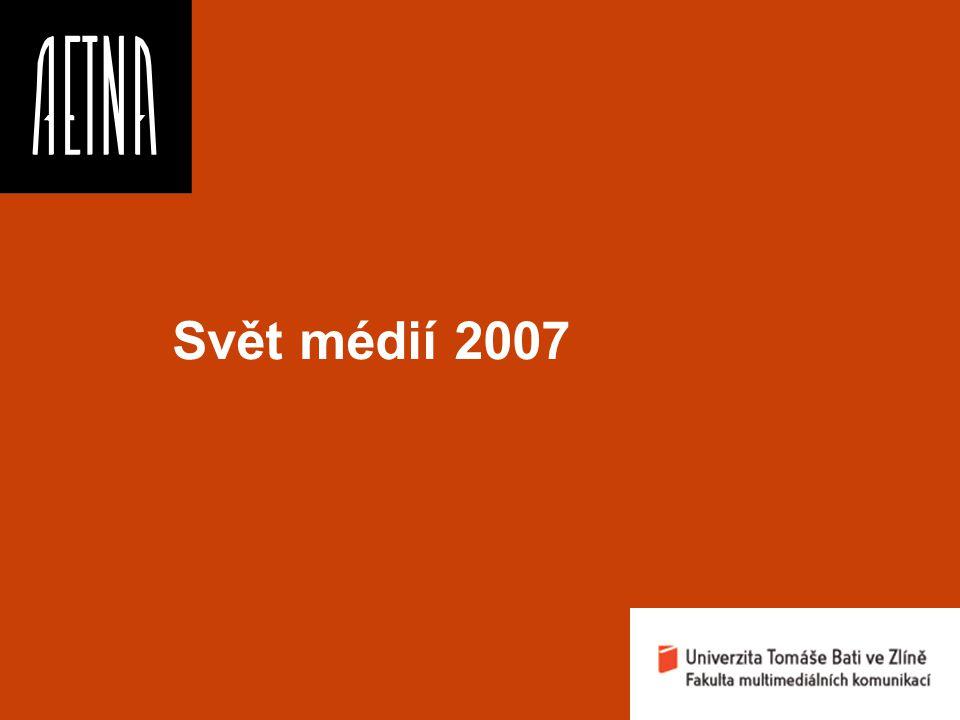 Svět médií 2007
