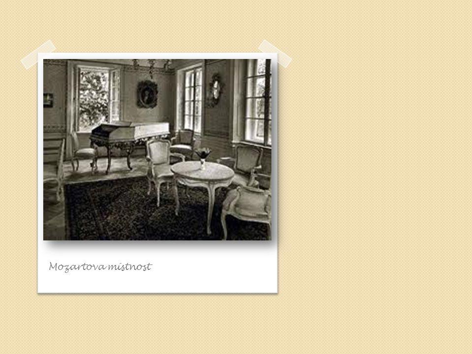 Mozartova místnost