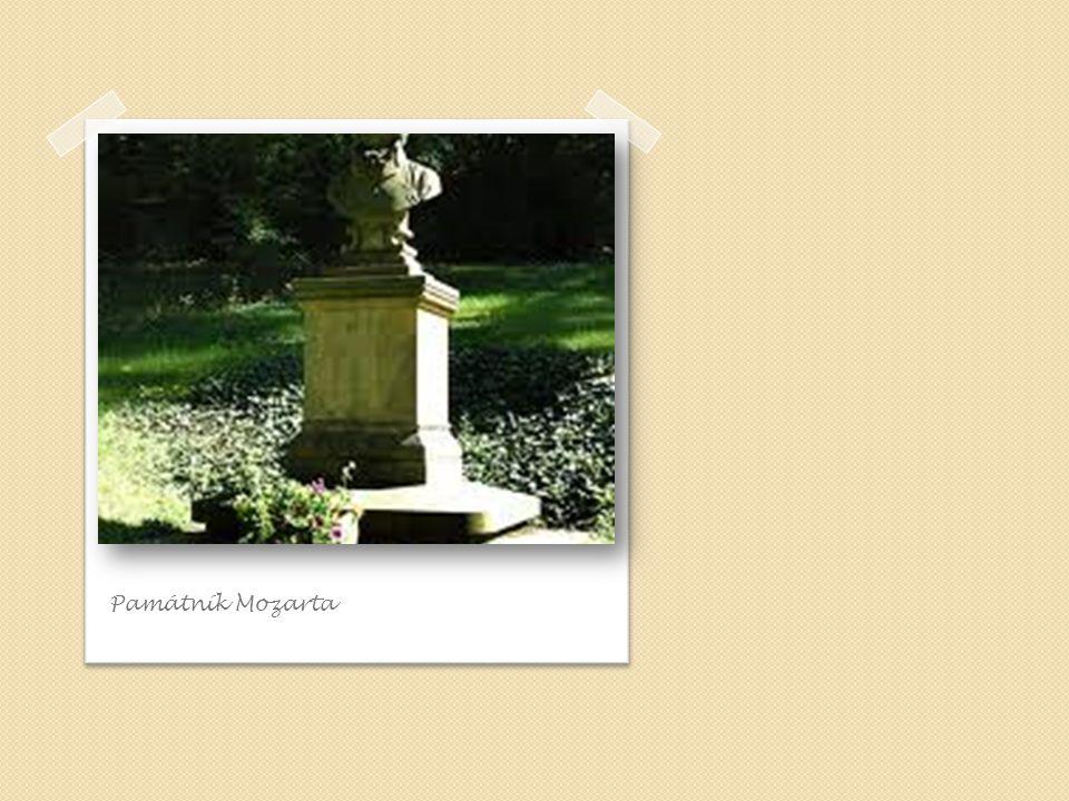 Památník Mozarta