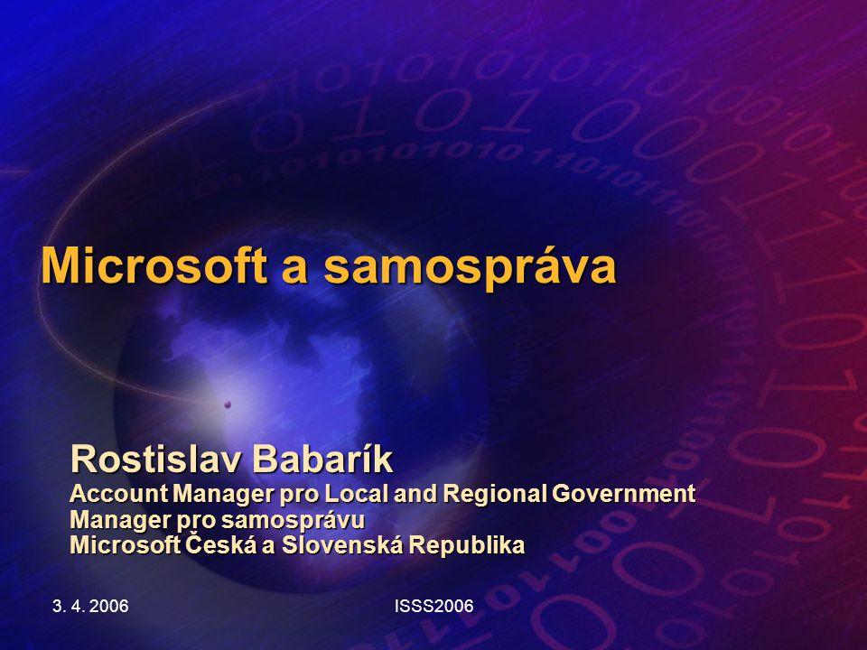 Microsoft a samospráva