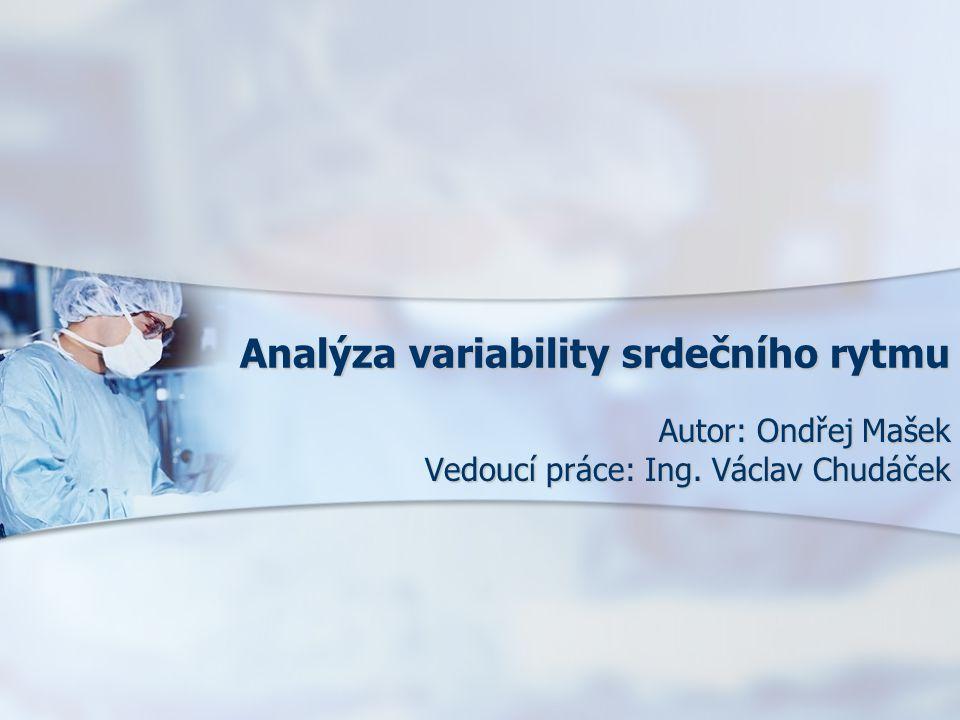 Analýza variability srdečního rytmu