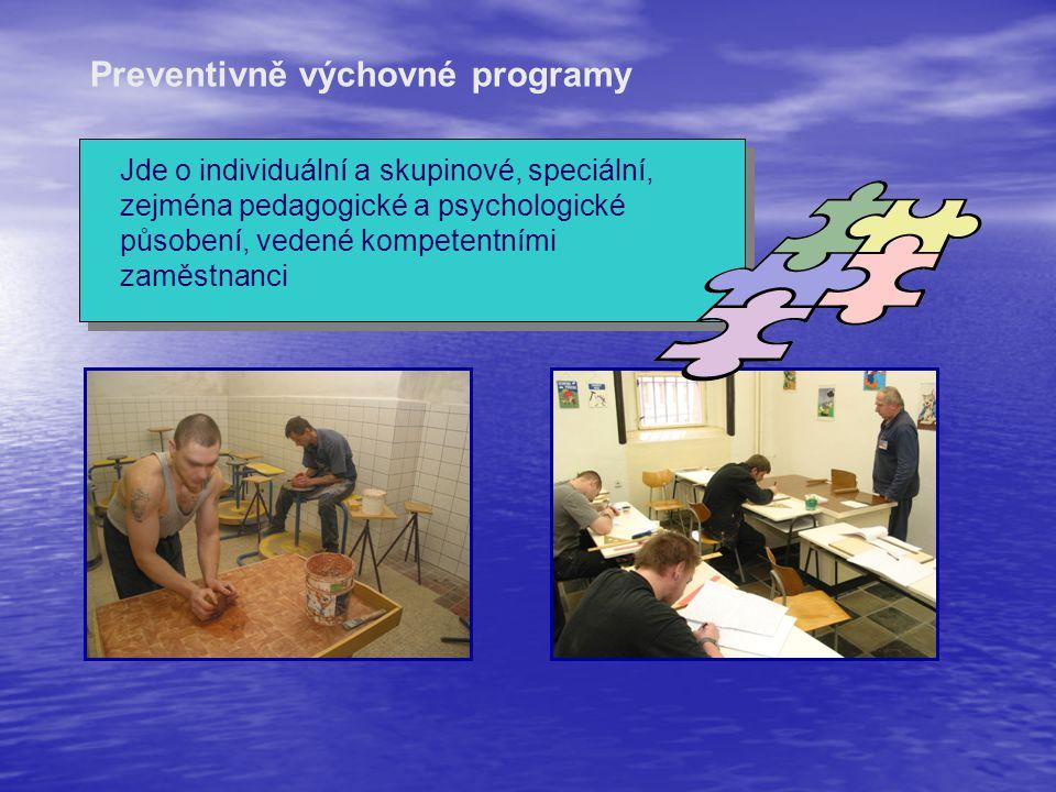 Preventivně výchovné programy