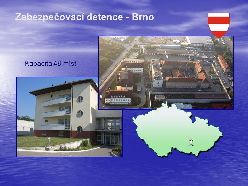 Zabezpečovací detence - Brno