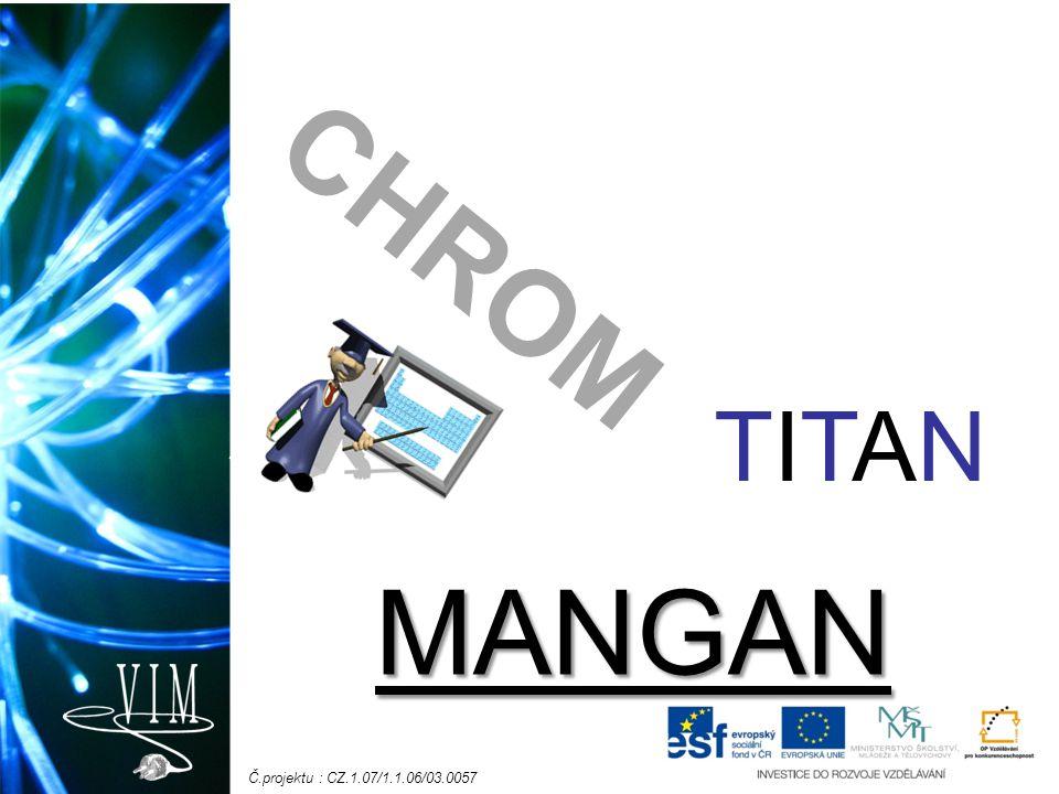 CHROM TITAN MANGAN