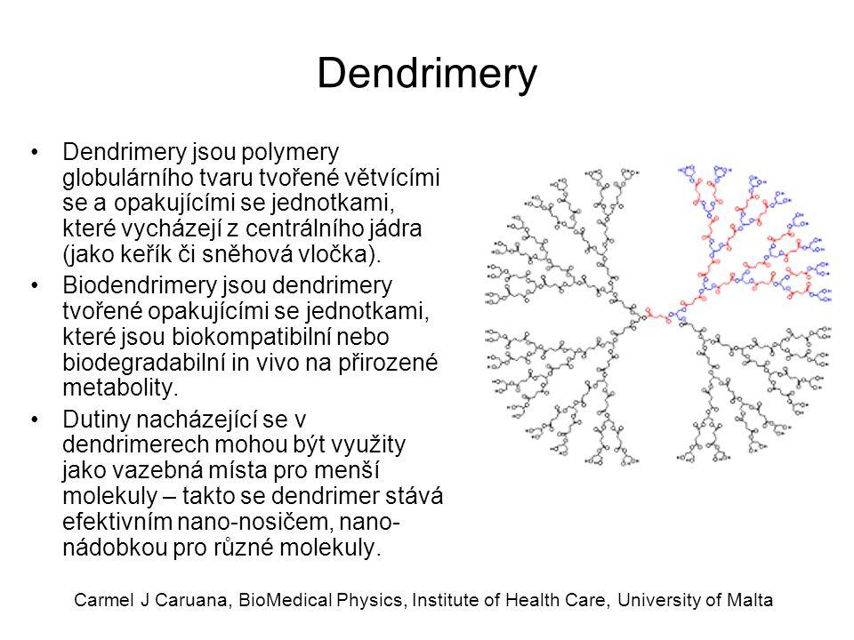 Dendrimery
